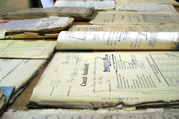 Biblioteca Tudor Arghezi Arad