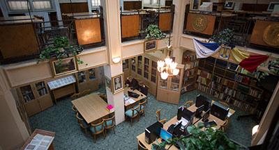 Biblioteca UVVG