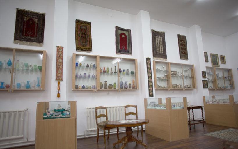 Colectie sticlarie