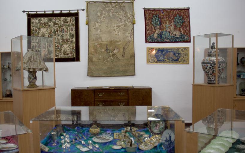 Obiecte muzeu Vasie Goldiș