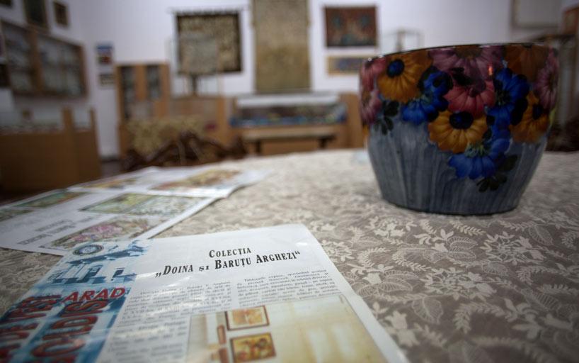 Colectia Doina si Barutu Arghezi