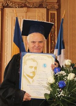 Profesor univ. Doctor Edward Nicolae Luttwak