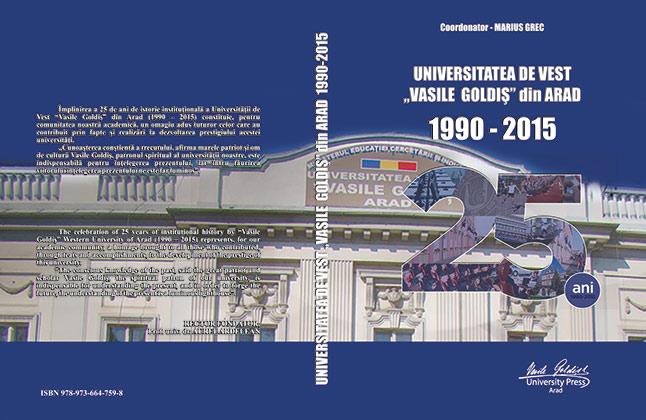 Istoria UVVG – extras din Monografia Universității