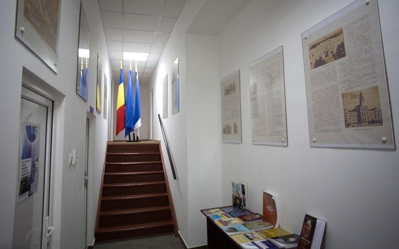Holul muzeului