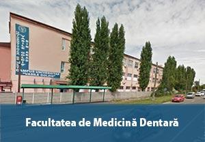 Facultatea de Medicină Dentară