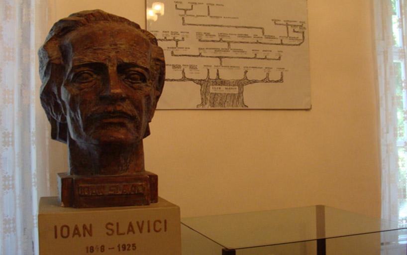 """Centrul de Studii şi Istorie Literară """"Ioan Slavici"""""""