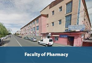 Facultatea de Farmacie