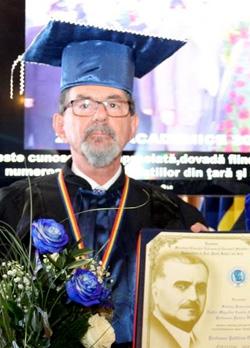 Prof. univ. dr. Ágoston Szél