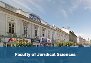 Faculty of Judicial Science