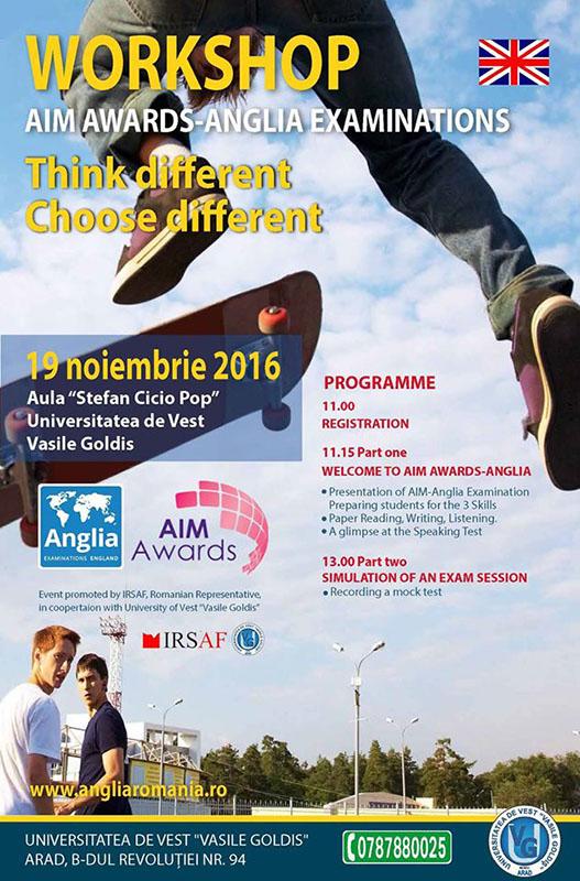 Workshop AIM Awards