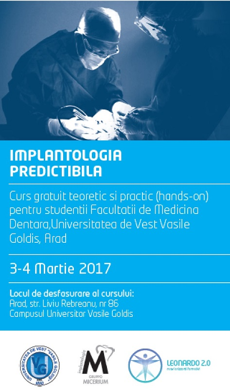 Implantologia predictibila