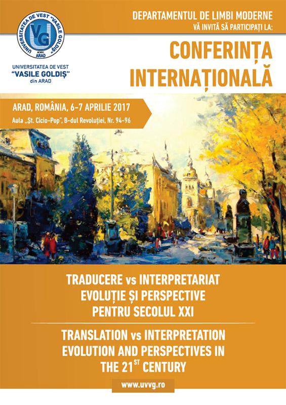 Conferinta Internationala