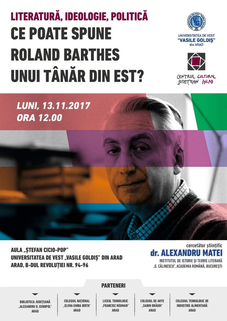 UVVG Roland Barthes Afi