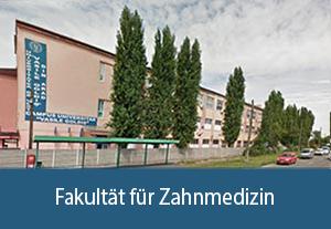 Fakultät für Zahnmedizin