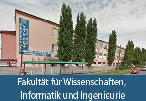 Fakultät für Wissenschaften, Informatik und Ingenieurie