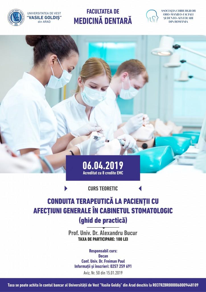 Afis_Facultate_Medicina dentara